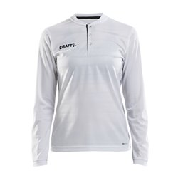 Button Jersey LS Women